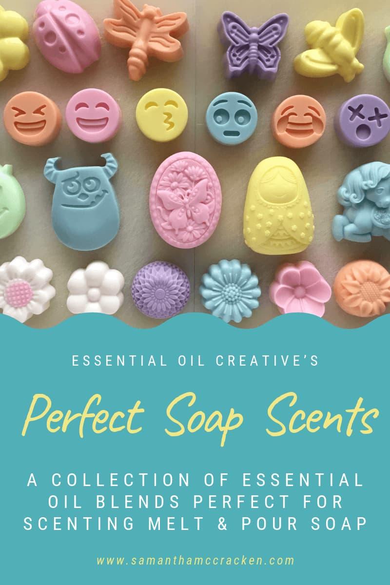 Perfect Essential Oil Soap Scents Essential Oil Creative
